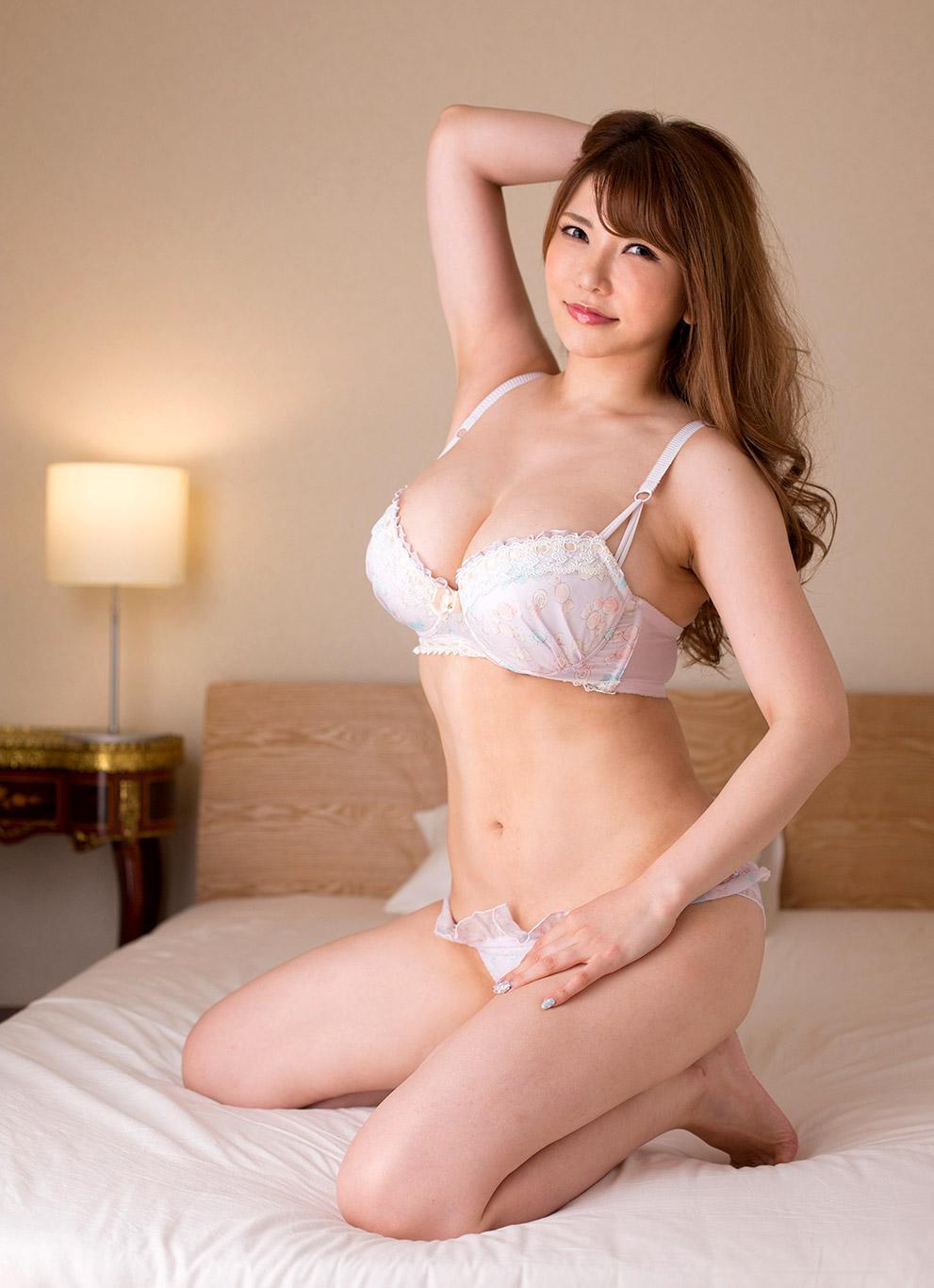 AsiaUncensored Japan Sex Anri Okita 沖田杏梨 Pics 71!