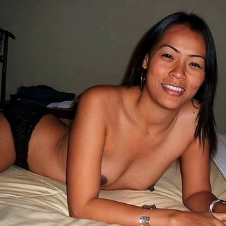 Cute Filipino Model